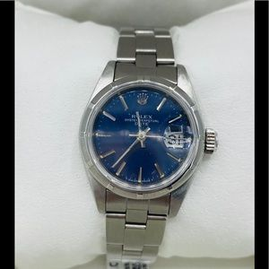 Ladies Rolex Oyster Perpetual Date 1984